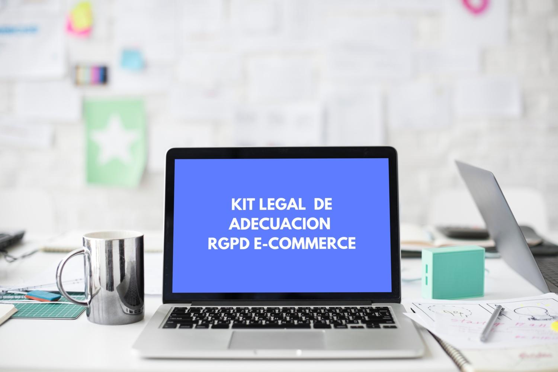 KIT LEGAL DE ADECUACION RGPD E-COMMERCE