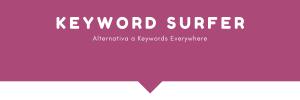 Keyword Surfer